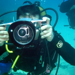 Underwater HD Video Capture